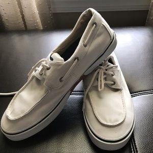 Sperry White  Men's Sneaker